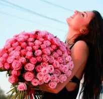 Розовые розы что символизируют